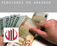 Pensiones en  Arkansas
