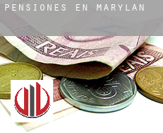 Pensiones en  Maryland